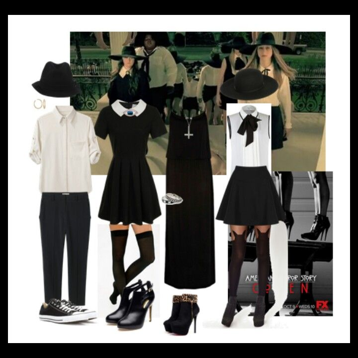 Modern Day Witch Fashion Coven Fashion Witch Outfit