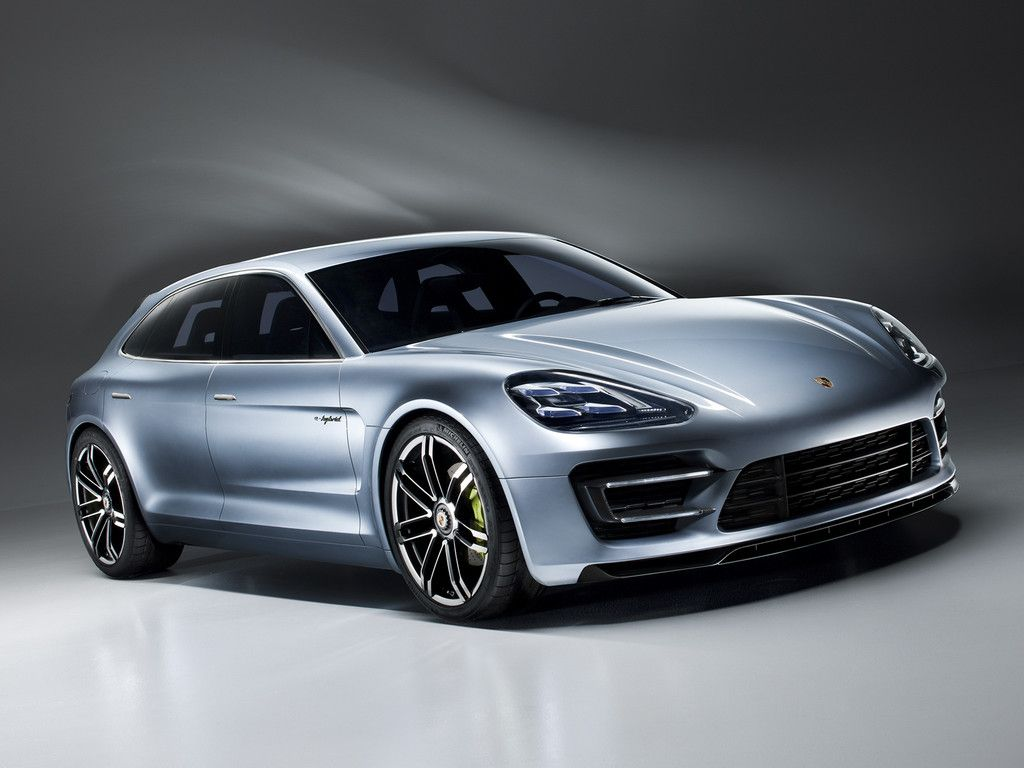La Porsche Panamera Sport Turismo Concept fait le break