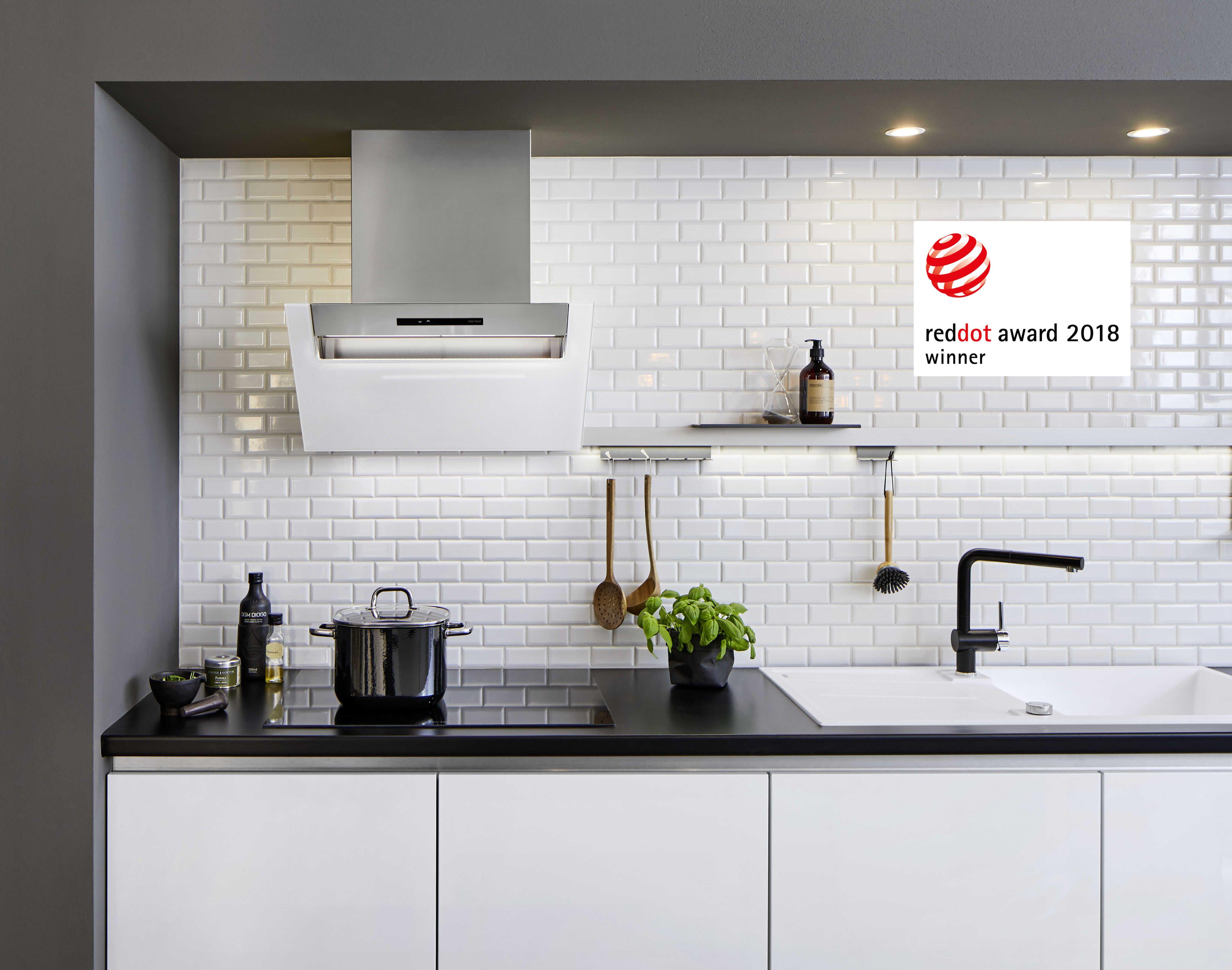 Ergoline 15 Dunstabzugshaube dunstabzug Luxus für die Küche reddot