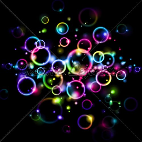 Rainbow and bubbles wallpaper by AlexSych on DeviantArt