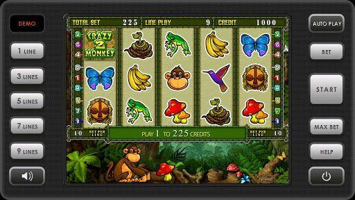 Играть в игровые автоматы crazy monkey