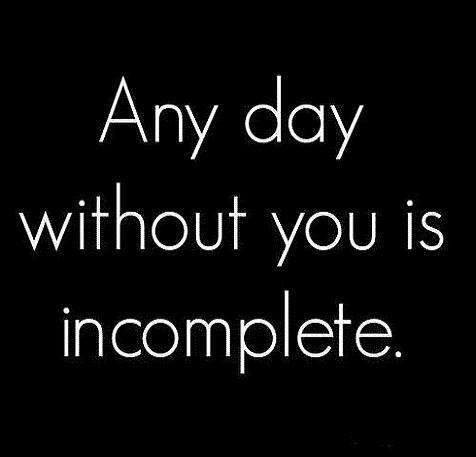 I hope I can feel like this one day...