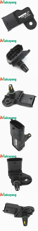 0261230030 New Map Sensor For Fiat Panda Punto Stilo 500 Grande Fuse Box Cover 46533518 46553045 7084986 46