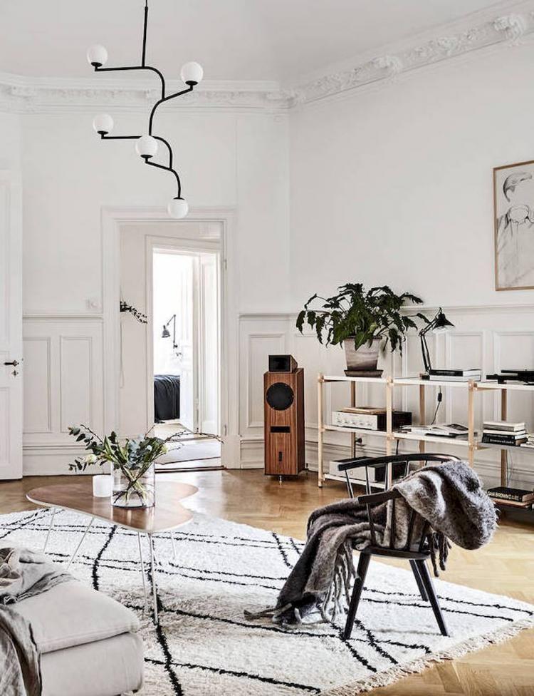 45 Comfy Neutral Living Room Decorating Inspirations