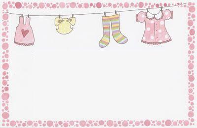 Tarjetas Para Baby Shower Para Imprimir Gratis Ideas Y