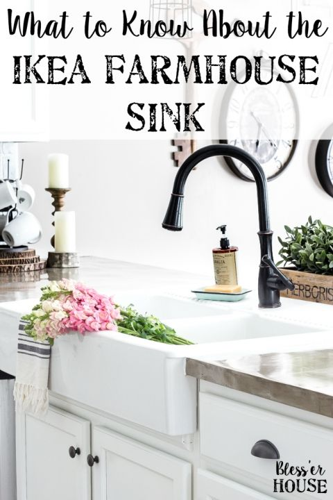 ikea farmhouse sink review house ideas pinterest ev dekoru rh tr pinterest com