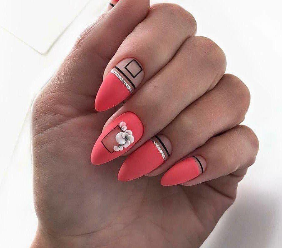 Дизайн ногтей на, новый год 2015 - новогодний маникюр