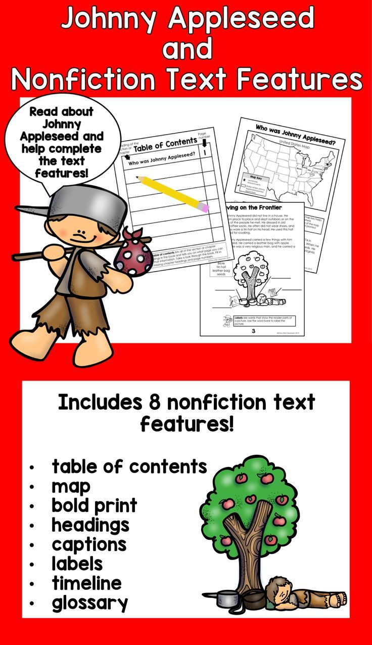30++ Johnny appleseed book summary information