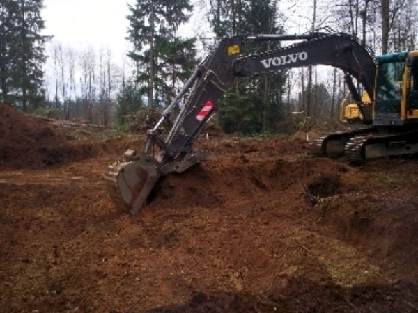 All Seasons  excavating-#snohomish land clearing