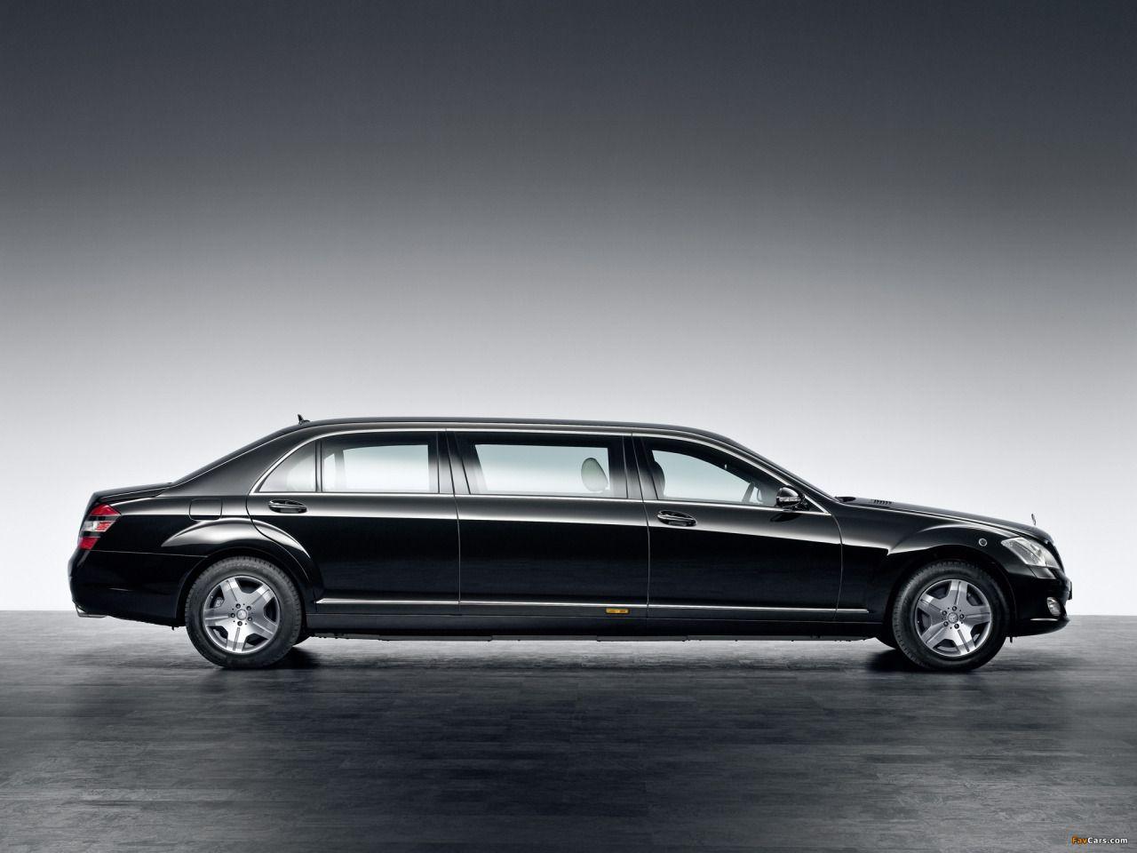 2008 mercedes benz s600 w221 pullman guard limousine merc benz rh pinterest com