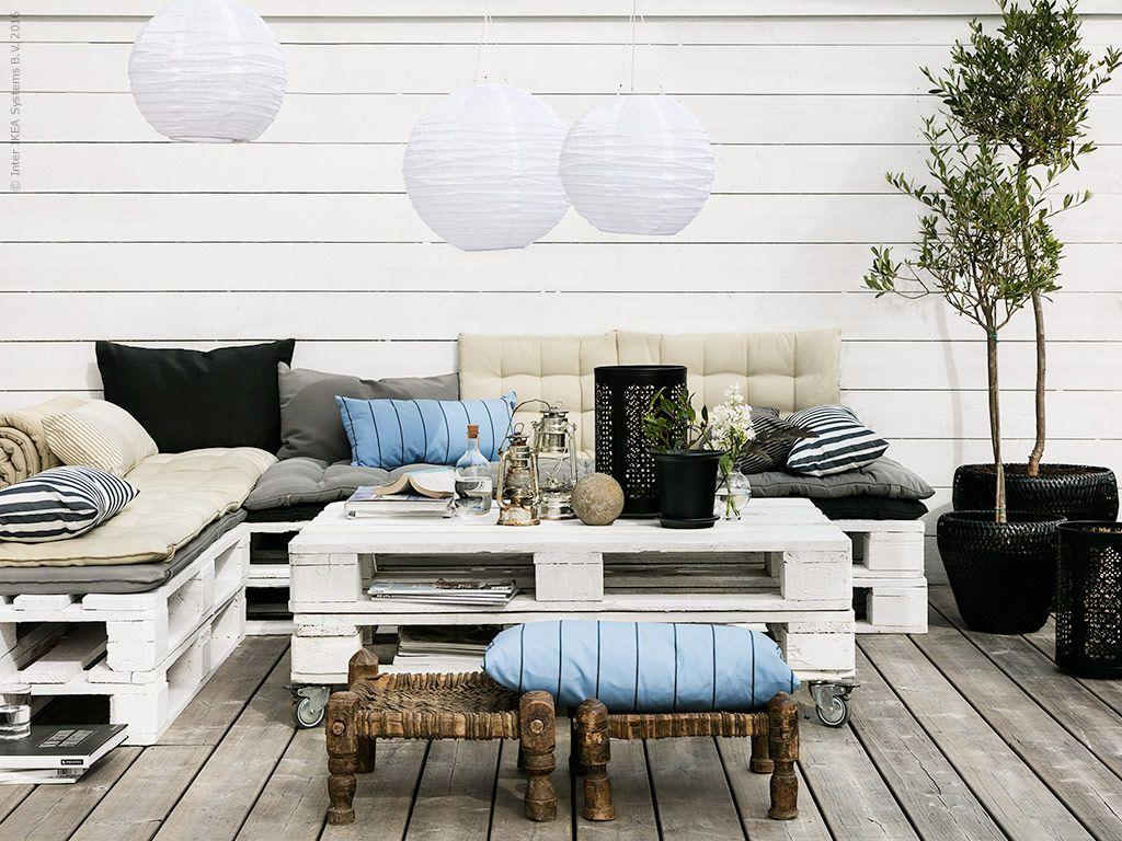 Fixa stilen Bohemisk sommar lounge Livet Hemma – IKEA