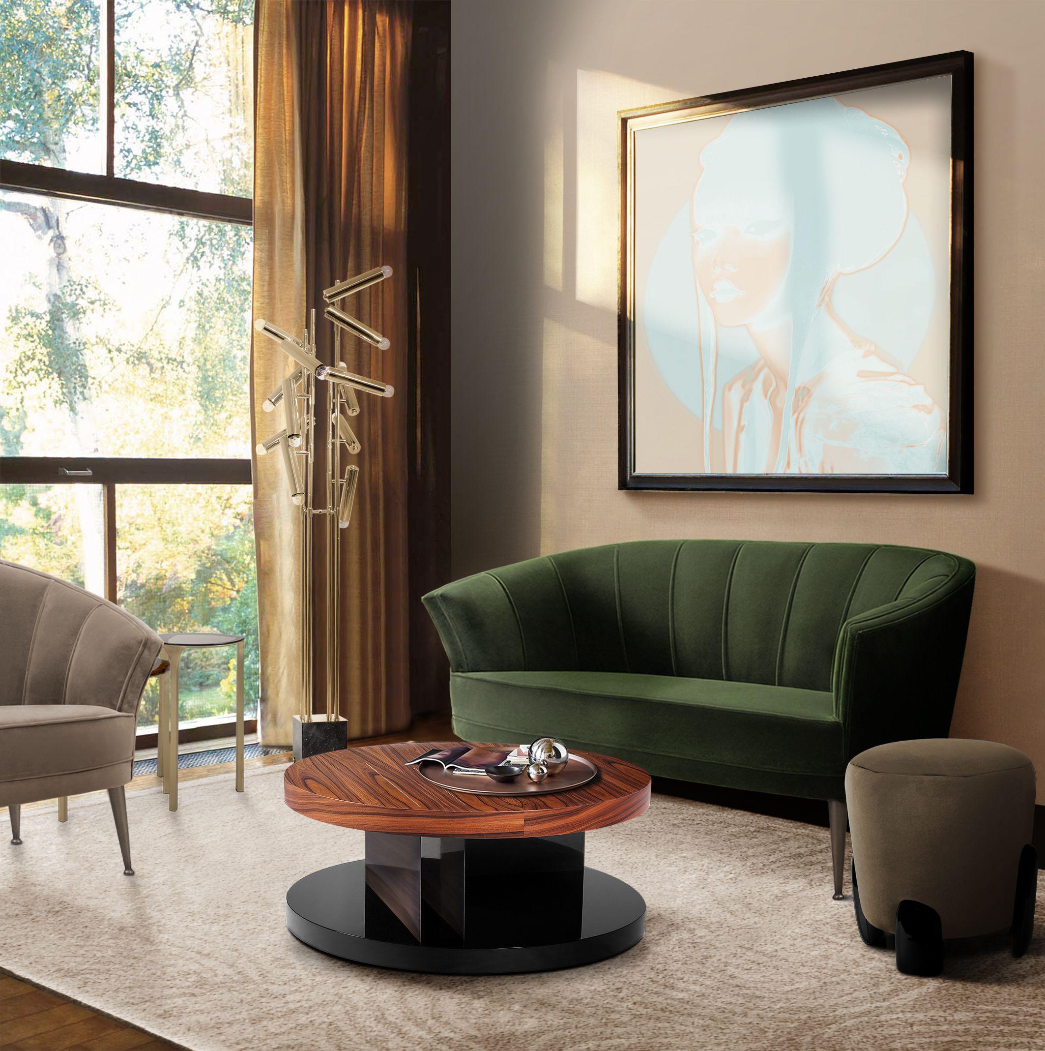 5 Living Rooms That Demonstrate Stylish Modern Design Trends: Brabbu: Interior Design Project!