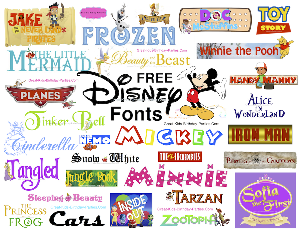 Free disney fonts over 85 disney fonts including disney princess free disney fonts over 85 disney fonts including disney princess mickey minnie disney fontsdisney font stopboris Image collections