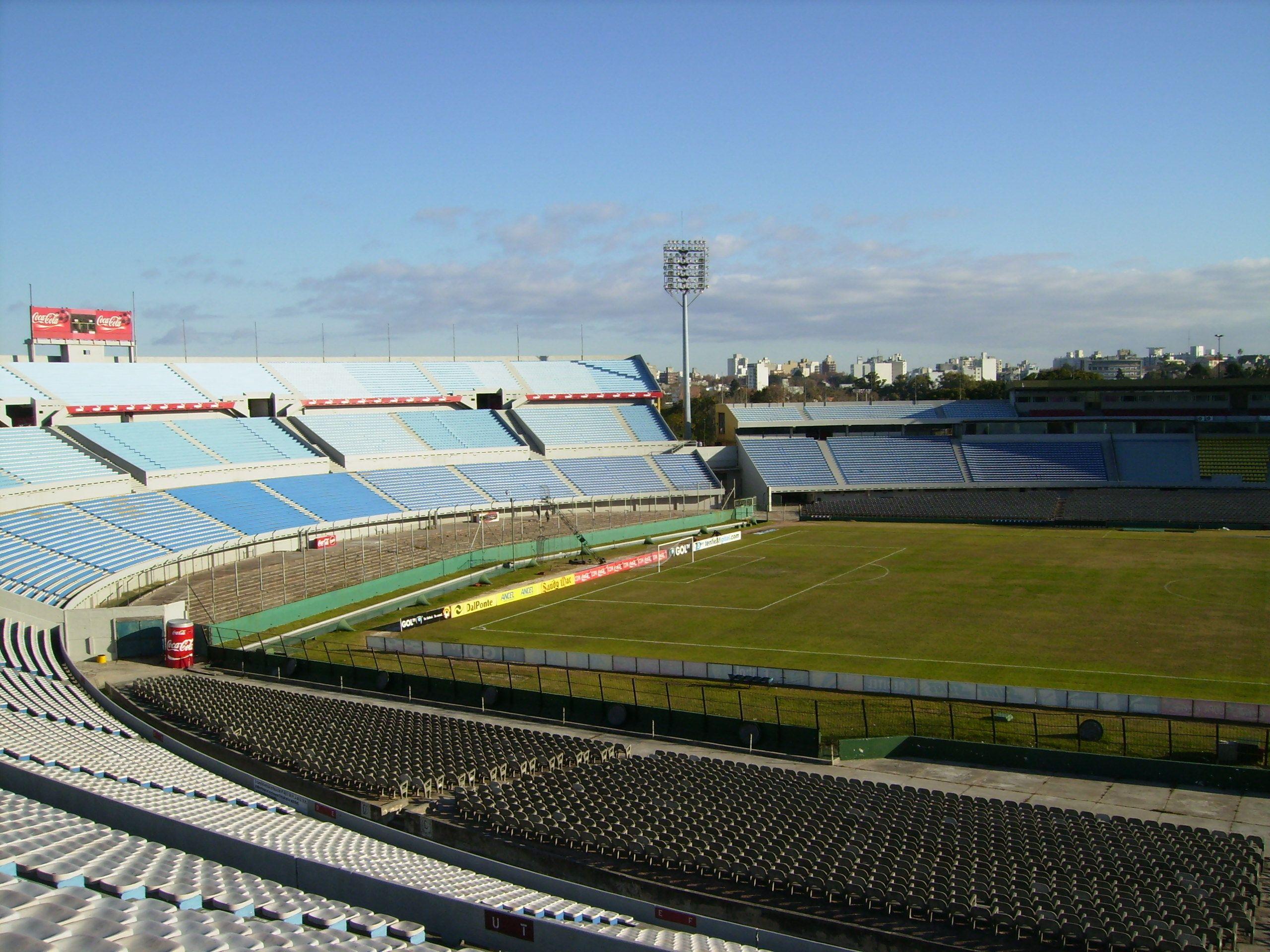 Estadio Centenario de Montevideo (Uruguay) Uruguay