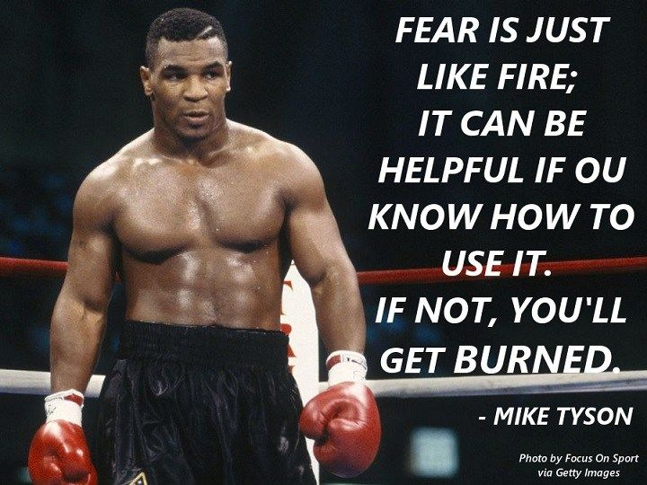 Mike Tyson Quotes The 15 Best Mike Tyson Quotes Mma Gear Hub  Mmaallen Ford