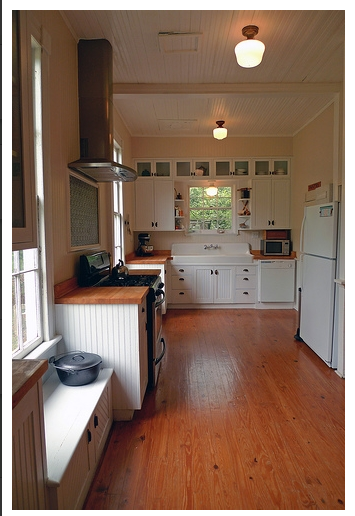 how to handle an awkward kitchen window design morgue kitchen rh pinterest com
