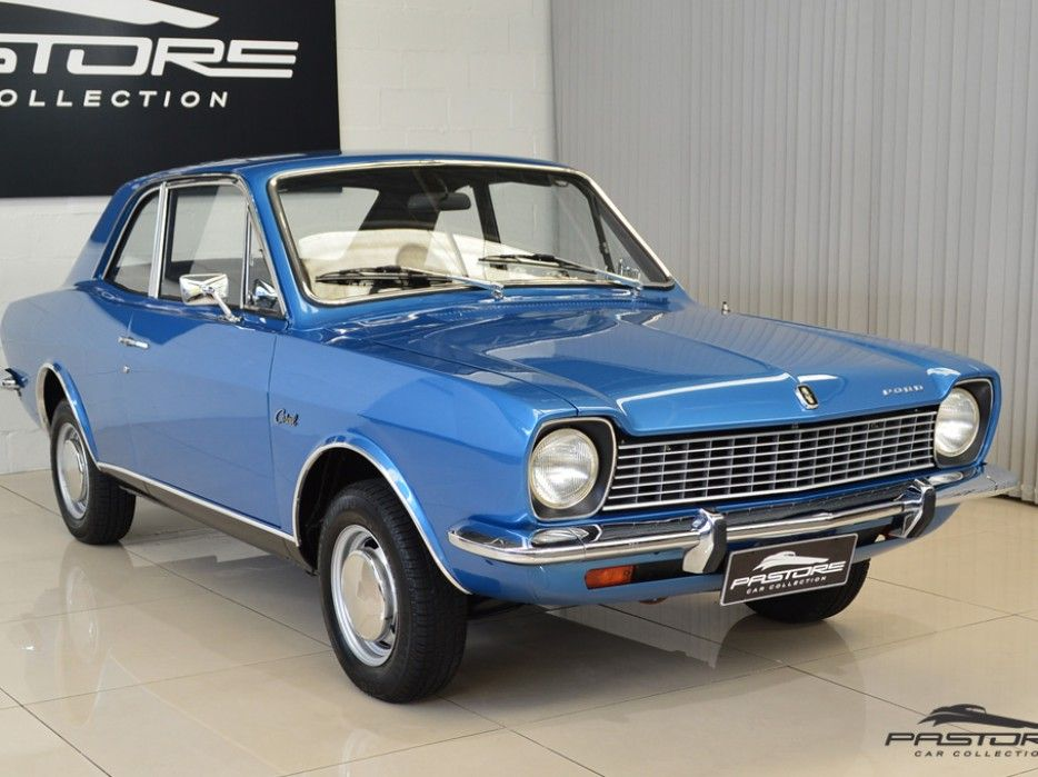 Ford Corcel Luxo 1975 Pastore Car Collection Ford Corcel Luxo