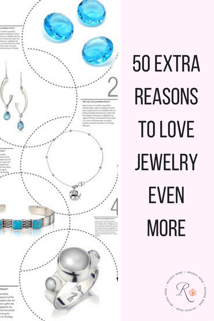 50 Fascinating Jewelry Facts That Will Surprise You 50th Symbols