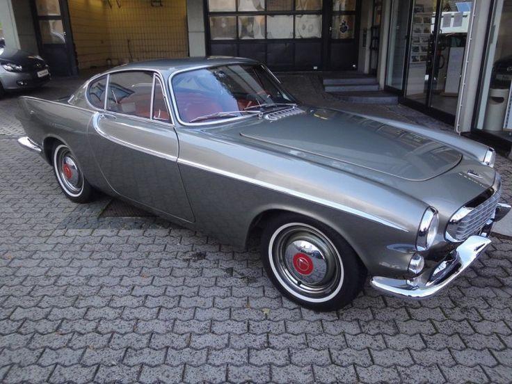 1960 Volvo P1800 Volvo, Volvo coupe, Volvo p1800s