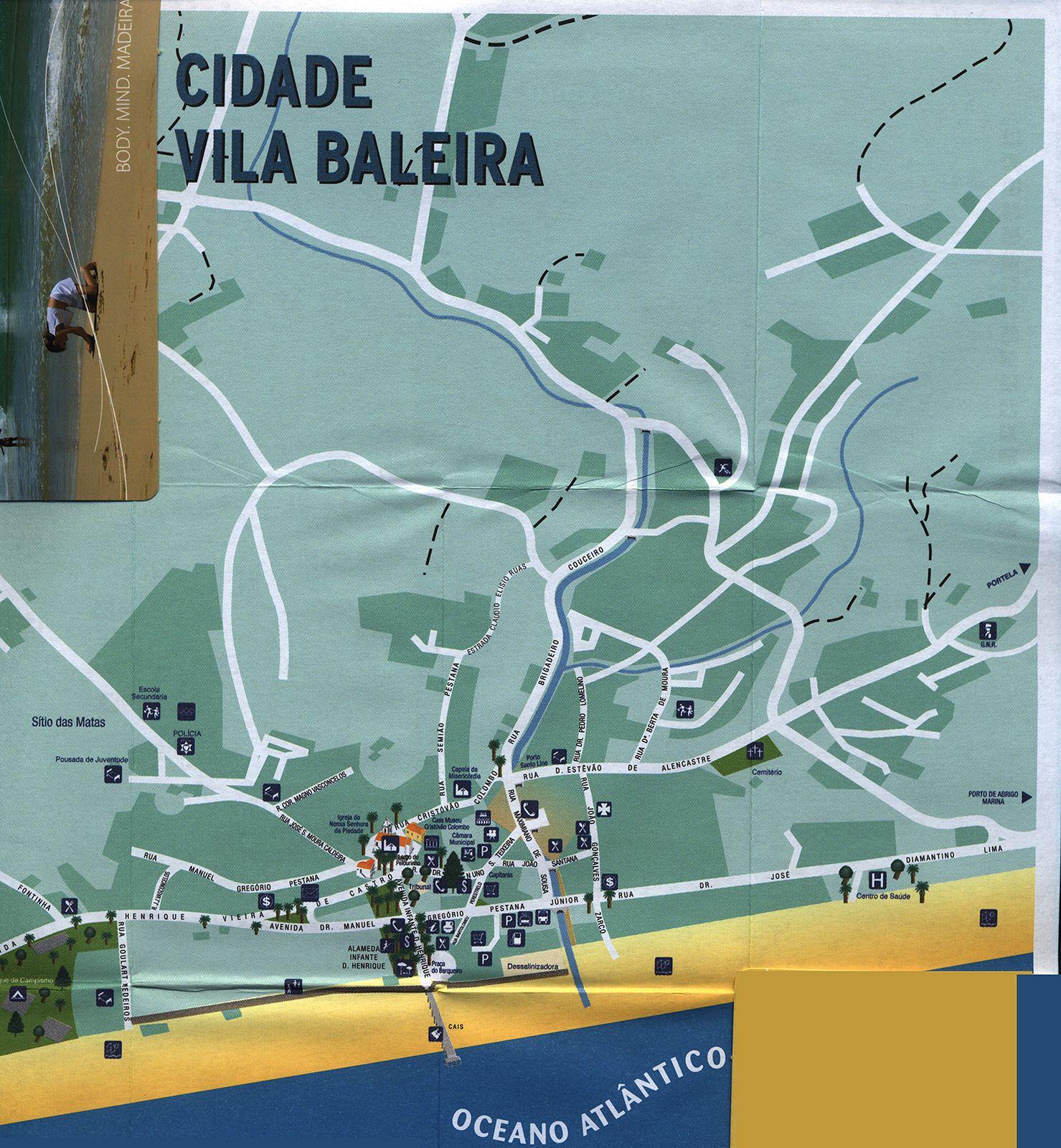 Mapa London%0A porto santo  madeira islands mapa map carte karte  Body Mind Madeira           Portugal overseas territory   Porto  Santos and Madeira