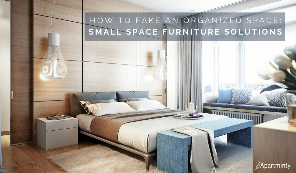 how to fake an organized space choosing the right apartment rh pinterest com au