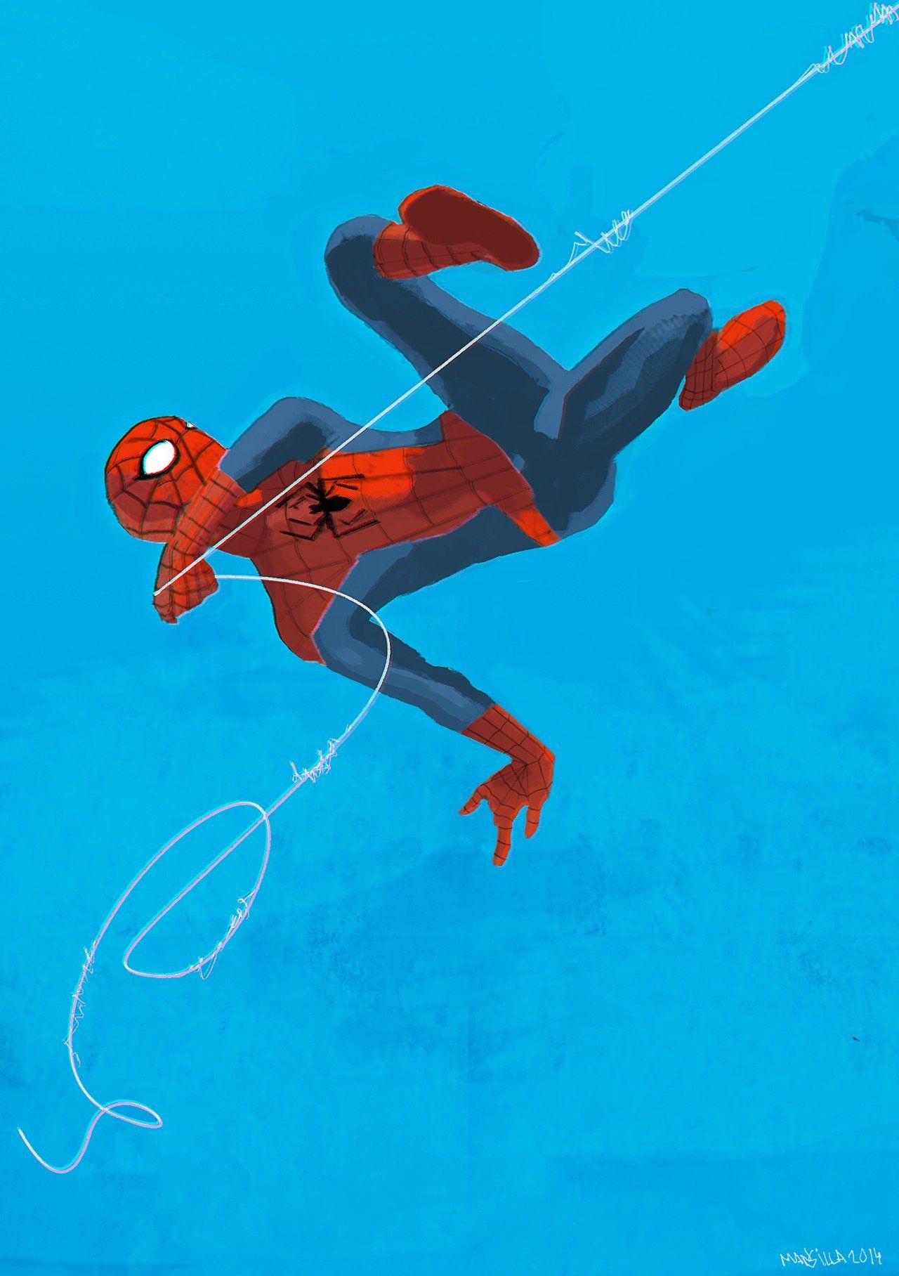 Spider man spider man spiderman amazing spider et - Et spider man ...