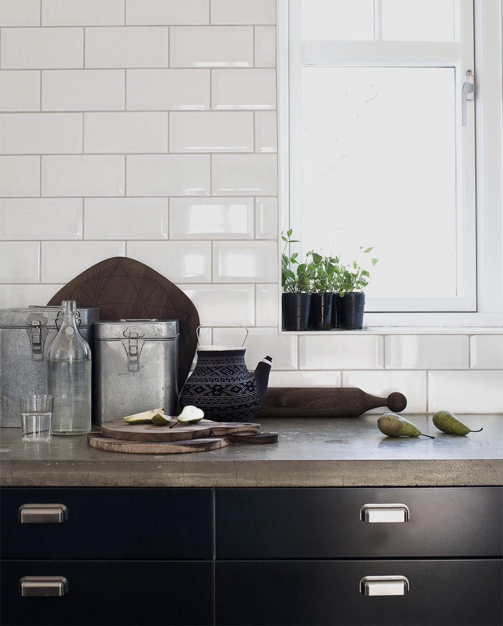 Kitchen inspiration Photo Daniella Witte Kitchen