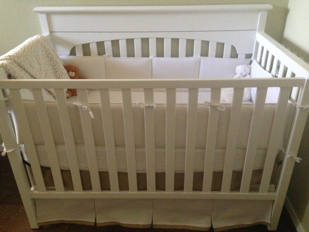 Crib refinishing