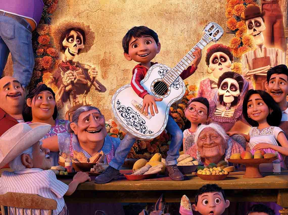 Coco Lo Bueno Lo Malo Y Lo Feo De La Pelicula Sobre El Dia De Muertos Coco Pelicula Ver Cine Gratis Dibujos Animados