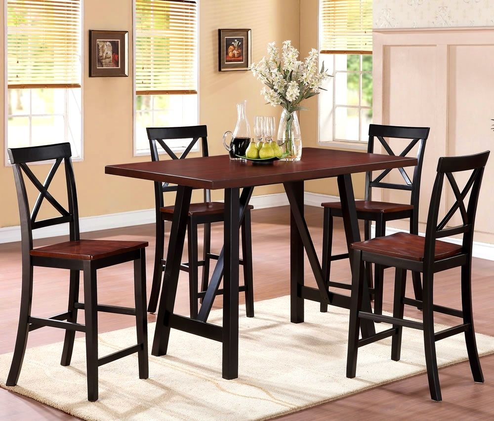 Bar Height Table Set There is