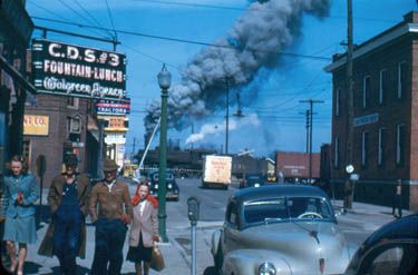 Historic Pictures Of Bowling Green Ky Main Street Looking West To