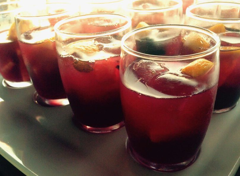 This Ritual Drink Is The Real Sangria Which Comprises Of