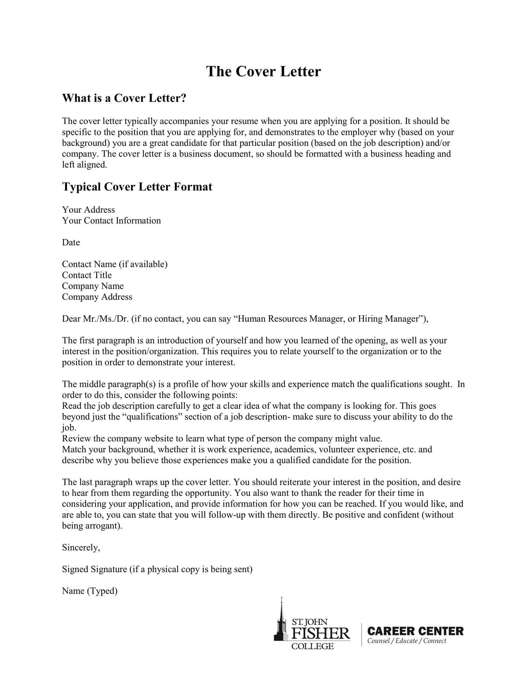 Compliance Letter Sample Pdf