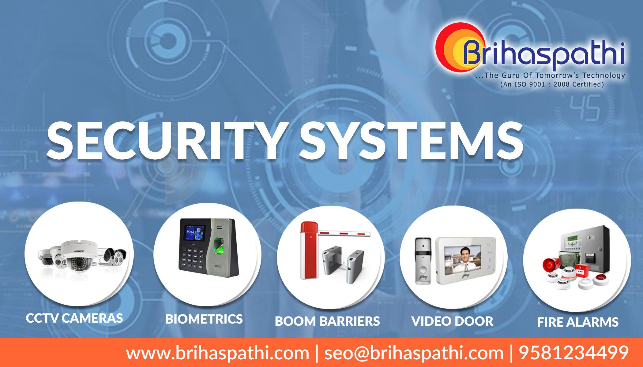 Brihaspathi CCTV camera Dealers in Hyderabad, security
