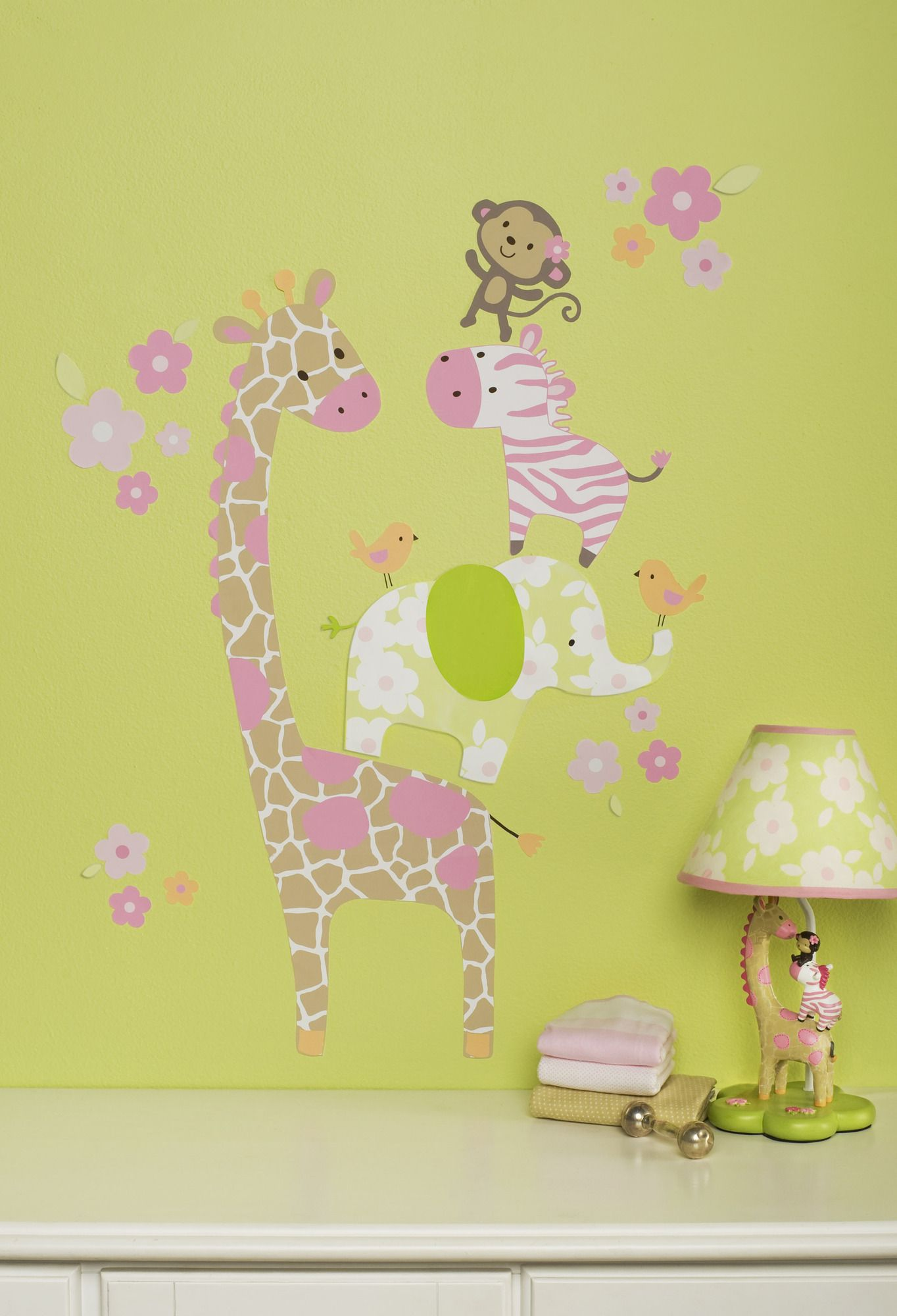 Jungle Baby Room Ideas