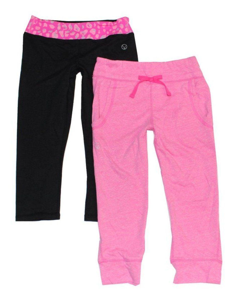 8556d84fcd43b3 Vigoss Girl's 2 Piece Yoga and Pant Set   Products   Pants, Yoga ...