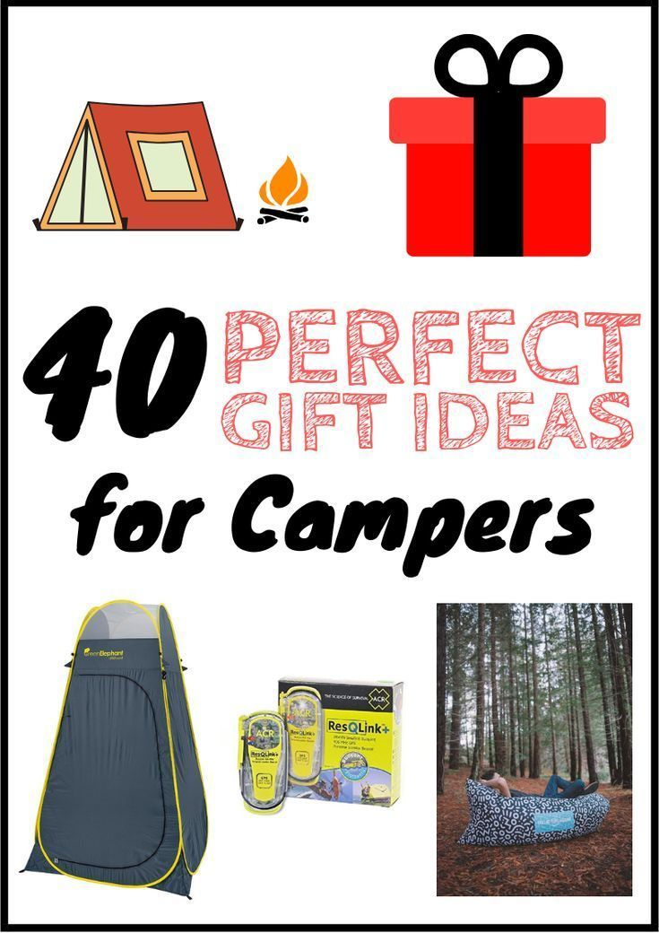 45 gift ideas for campers hikers best camping gifts