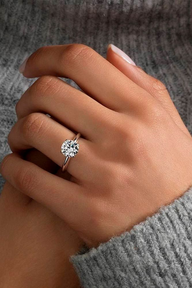 Beautiful Rose Gold Engagement Rings See more httpglaminati