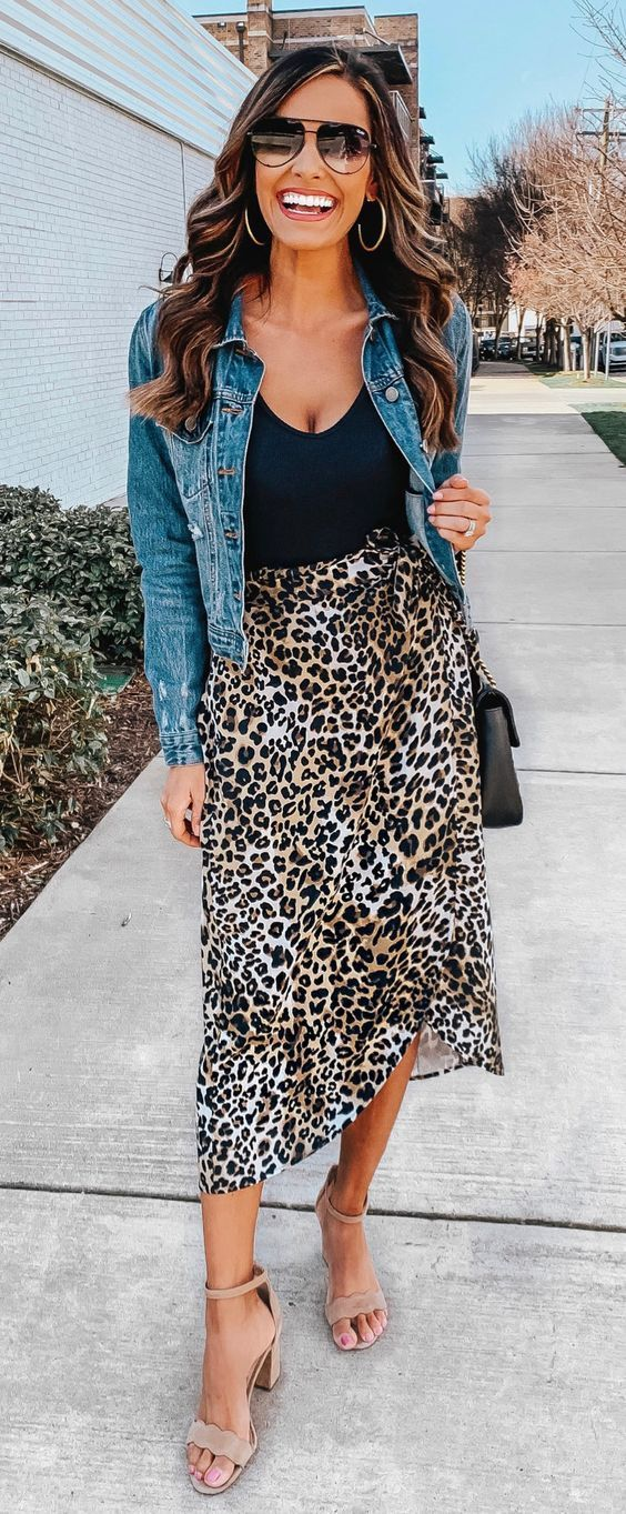 7 Cute Outfits To Try In Spring And Summer Season #springoutfits