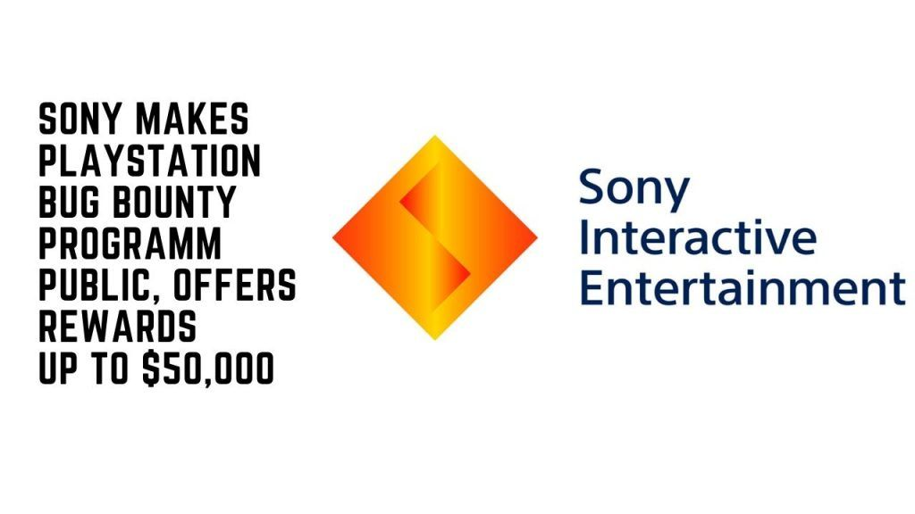 Sony Releases Playstation Bug Bounty Program Playstation Bounty Sony