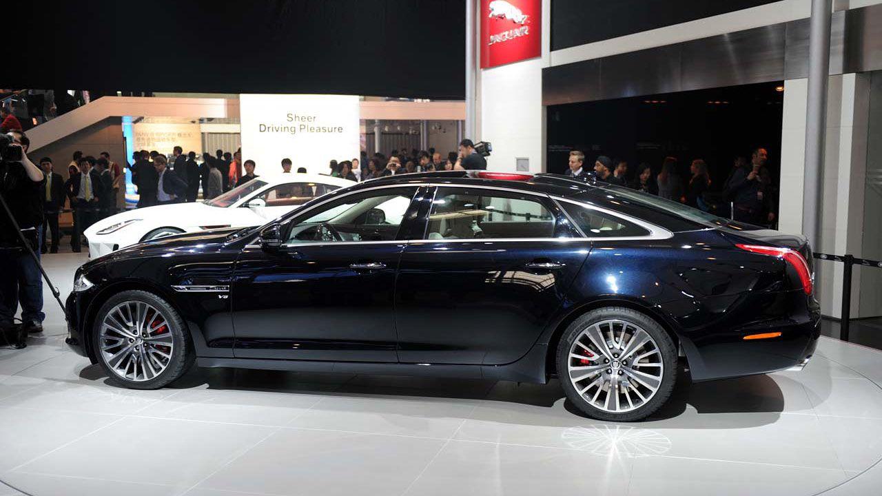 Jaguar XJ Ultimate (2014)