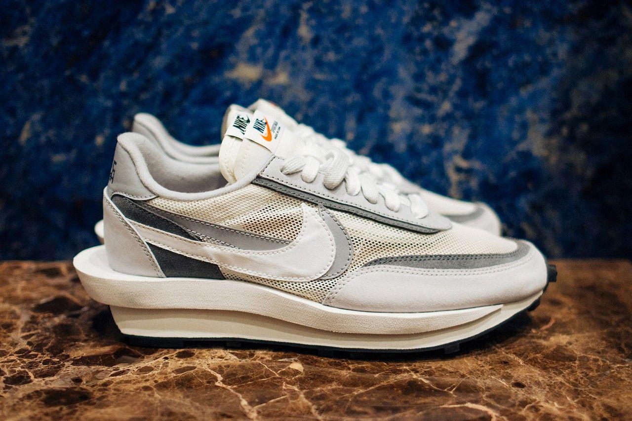 Nike fashion shoes, Nike waffle