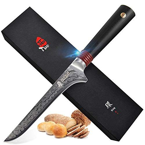 """TUO Cutlery Boning Knife 6"""" - Japanese AUS-10 High Carbon ..."""