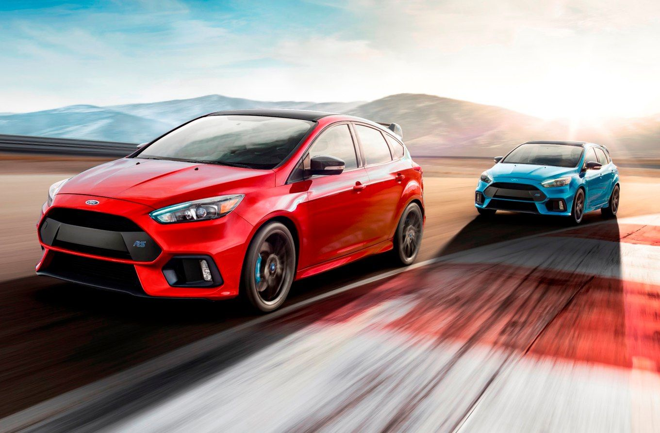 report new ford focus rs to make 400 hp use mild hybrid system rh pinterest com