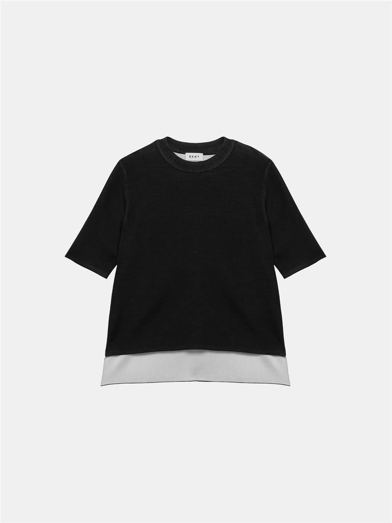 Dkny Woman Merino Wool-trimmed Velvet Maxi Dress Midnight Blue Size M DKNY Low Shipping Cheap Price dO6RR4S8ST