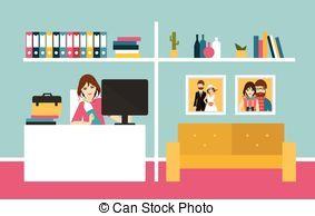clipart office room - Recherche Google | clipart | Pinterest