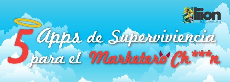 Apps para Mejorar tus Estrategias de Marketing Digital y que Brilles sin Control ➜ http://l.liion.mx/1JLElBj