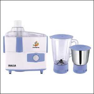 Inalsa Champion 450 Watt Juicer Mixer Grinder Top 10 Best