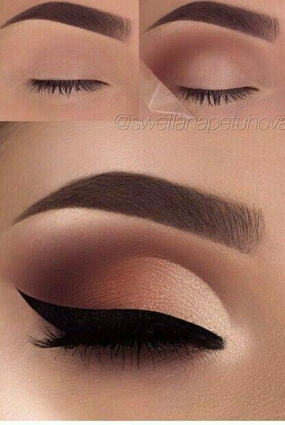Ojos  – Maquillaje