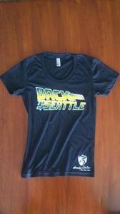 Womens Back to Seattle Tshirt @ shockwavetees.com